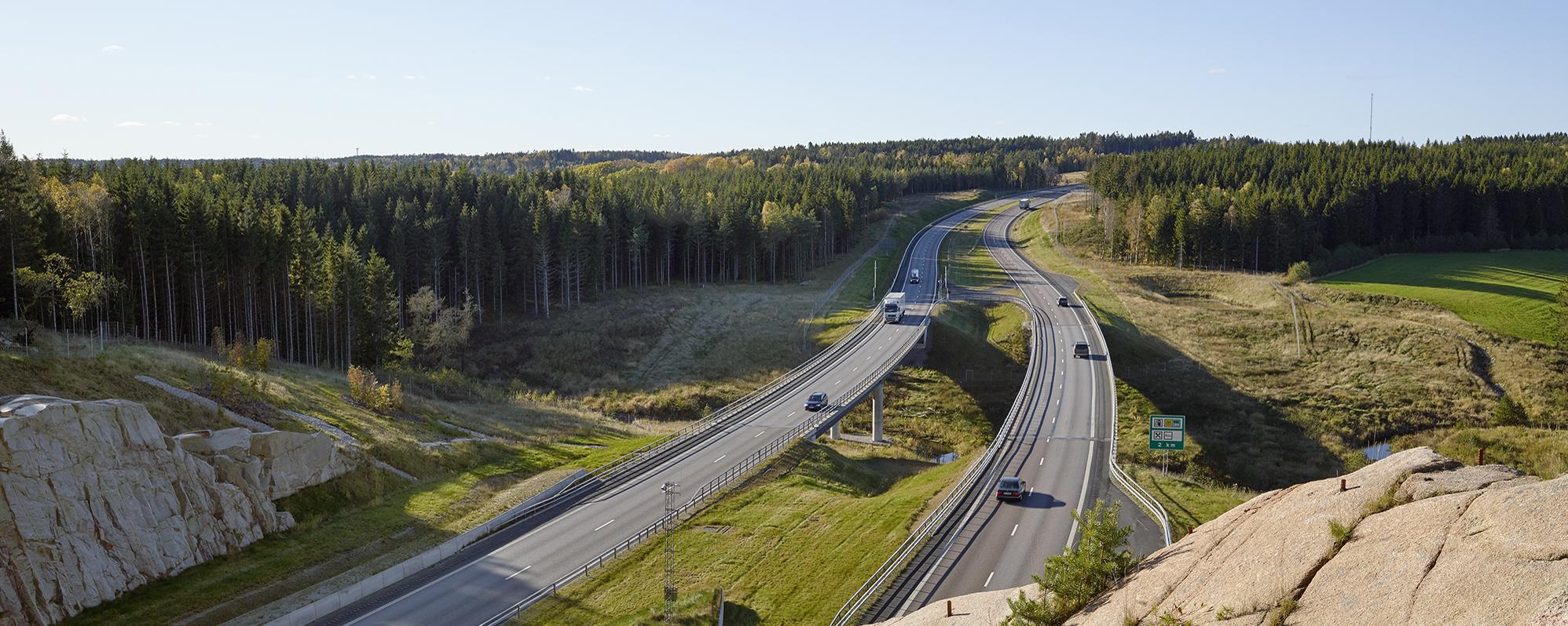bc71064c Motorväg i världsarv vinner arkitekturpris - Entreprenad