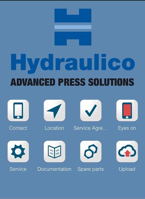 Industri 4.0 är i full gång – och det är Hydraulico i Danmark också: HydraulicoLink