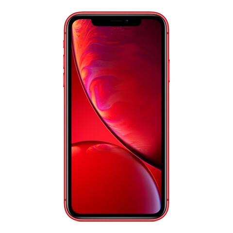 Apple iphone xr 128GB (rød) - grade b - mobiltelefon
