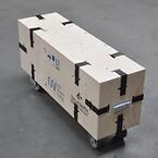 Returförpackningar för ADF-Elkvalitetsutrustning
