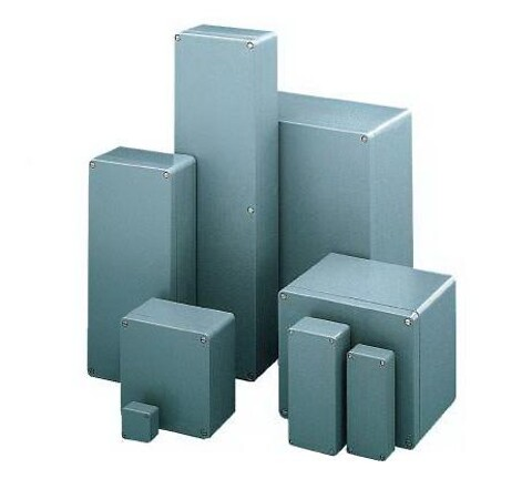 Aluminiumskasser fra Bernstein A/S