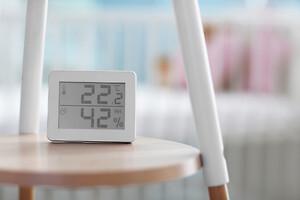 Luftfugtighed, indeklimatest, hygrometer