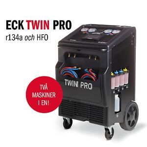 ECK TWIN Pro AC-maskin från SUN Maskin & Service AB