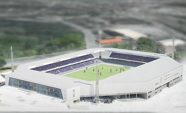 Stadion-opgave til midtjysk VVS-virksomhed - Building Supply DK