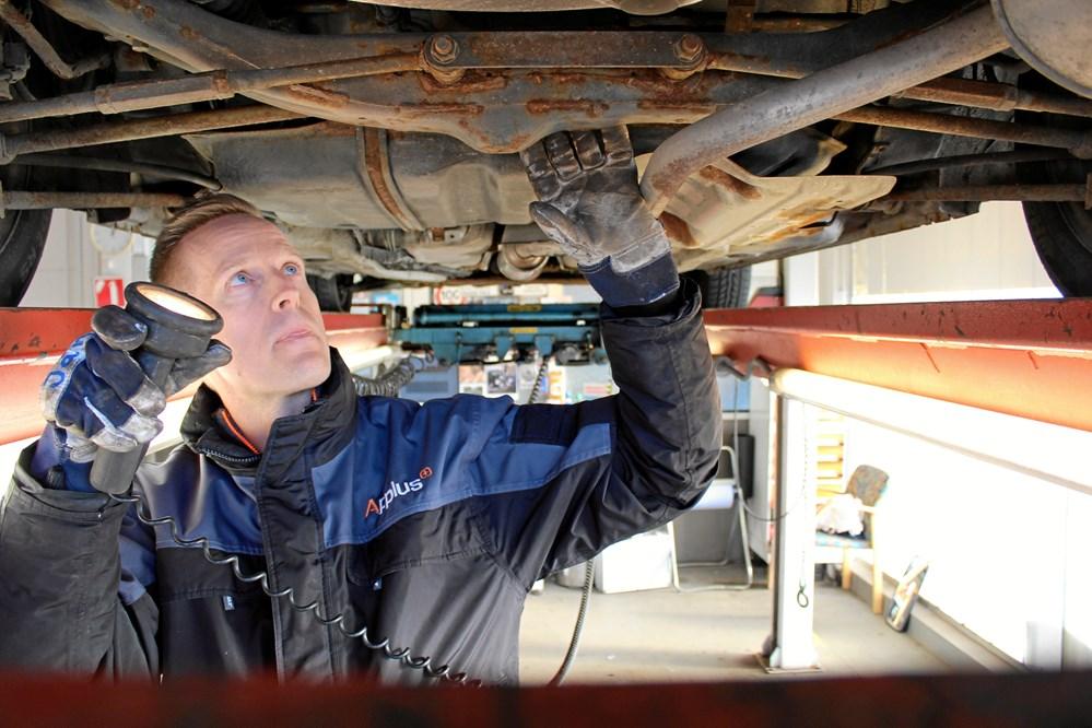 Bilejere rustbeskytter bilen for sjældent - Motor-magasinet