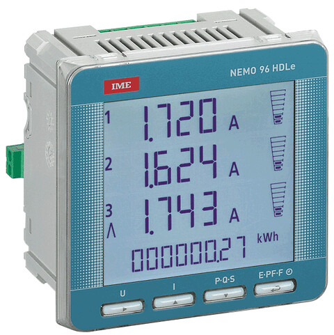 Nemo 96HDle multiinstrument