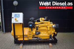 John Deere generatoranlæg