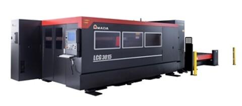 Amada LCG-3015 CO2 Laser