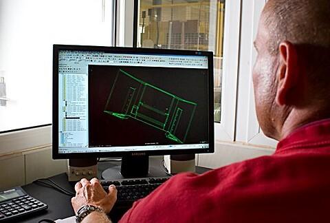 John Bjerrum Nielsen A/S tilbyder konstruktion og udfærdigelse af tegningsdokumentation for kunden.