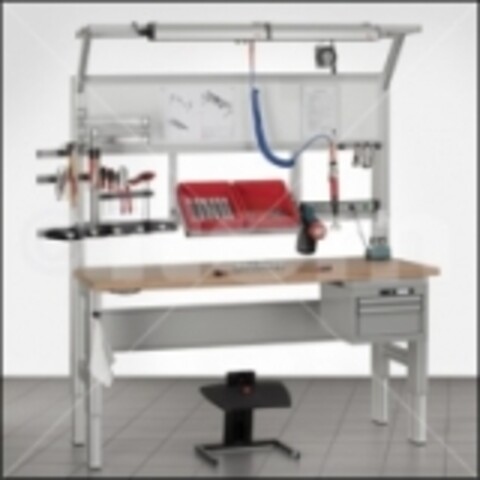 Arbeidsplasskonfigurator fra Aluflex System