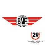 BMF Bygningsbeslag A/S var et kendt navn blandt de danske håndværkere. Simpson Strong-Ties danske afdeling har stadig hjemme i BMFs lokaler i Boulstrup nær Odder.
