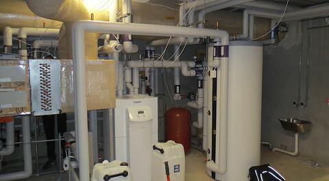 Varmepumpeteknik for energikonsulenter og -teknikere