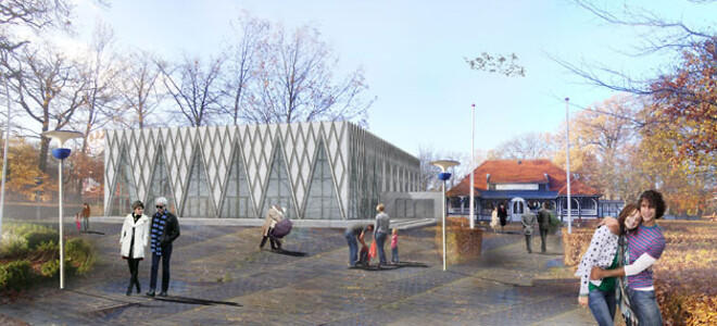 12 Millioner Til Kulturhus I Tivoli Friheden Building Supply Dk