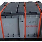 Transportbeholder til lithium-ion