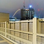 Wembley Pink parkeringshus är en del av ett omfattende regenereringsprojekt