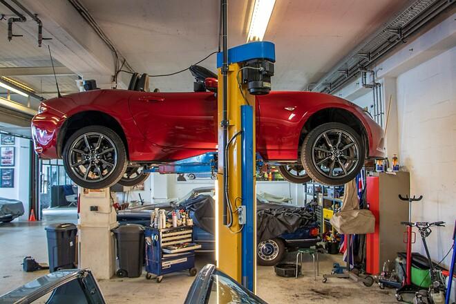 Biltorvet tester Mx5