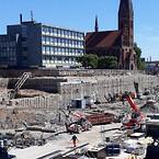 Odense bymidte gennemgår i disse år en historisk forvandling