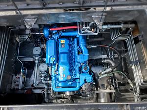 Bådmotor fra Nanni Diesel