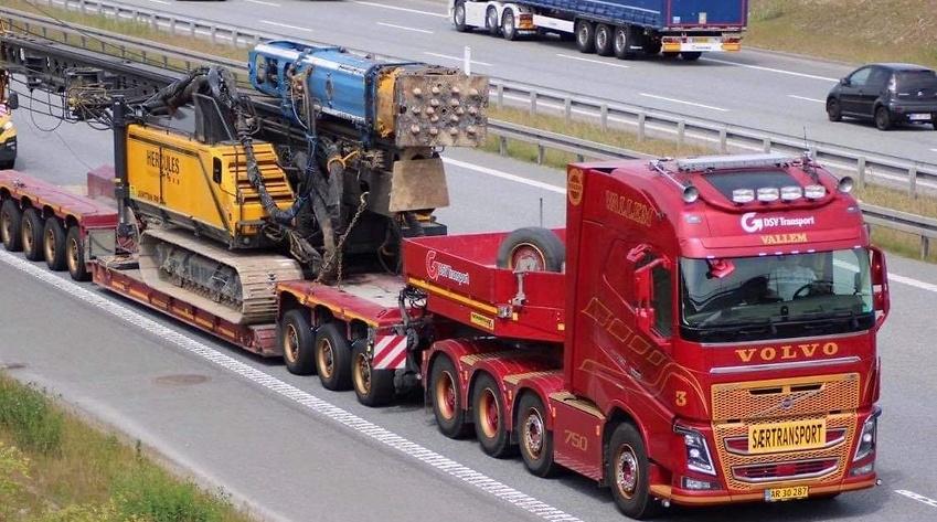 Ministre kaldt i samråd om forsinkede særtransporter