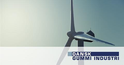 Gummi og polyurethan løsninger til vindmølleindustrien - Gummi og polyurethan løsninger vind Dansk Gummi Industri