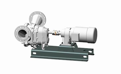 Rotex® S-H med SLIT hubs fra KTR Systems Norge AS