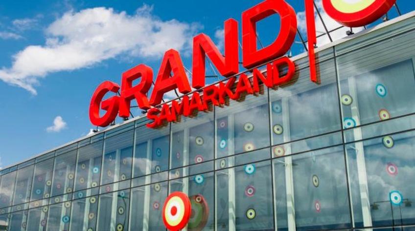 Kjell & Company och Normal till Grand Samarkand