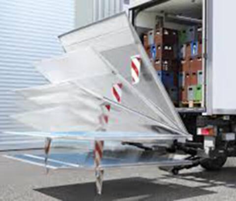 Bär Cargolift læssebagsmæk