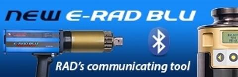 E-RAD BLU præcisions moment gearnøgler fra NHI ApS.