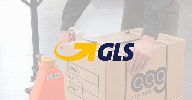 AAG leverer med GLS