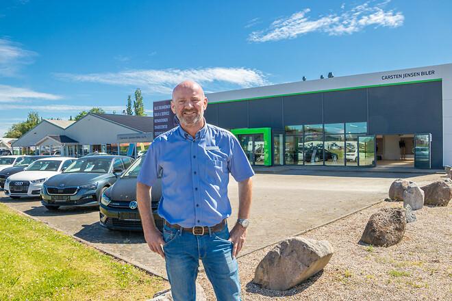 Carsten Jensen Biler  bruger biltorvet.dk