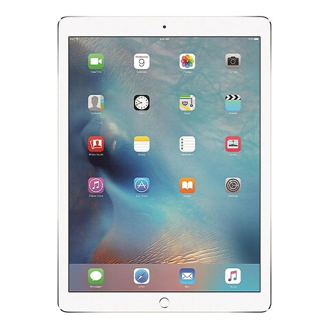 "Apple iPad Pro 9,7"" 128GB WiFi + Cellular (Hvid) - Grade A - tablet"