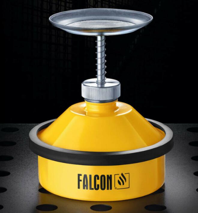 FALCON stænkekande til farlige væsker