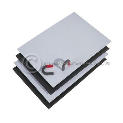 Magnetisk papir - nemt og enkelt produkt fra Larko Magnet