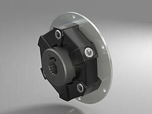 LF kobling - centaflex a kobling