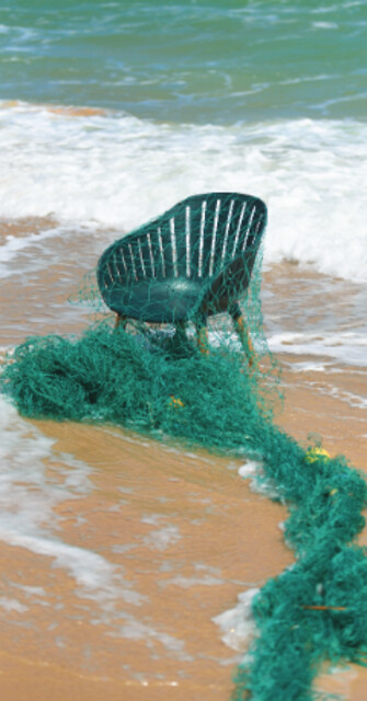 Fra havaffald til bæredygtige møbler