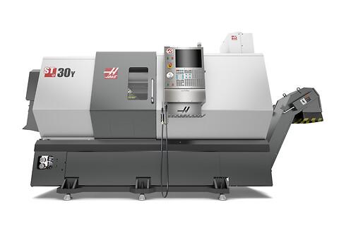 Haas ST-30Y - industrisvarv