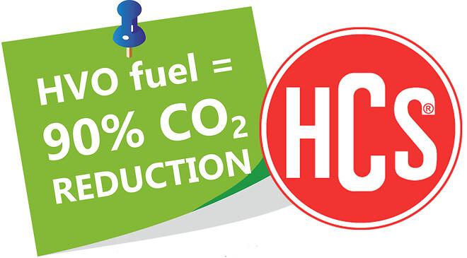 Miljøvenlig transport med HCS