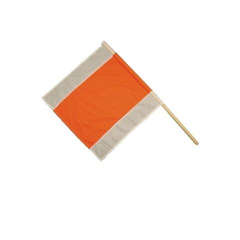 Advarselsflag 500 x 500 mm