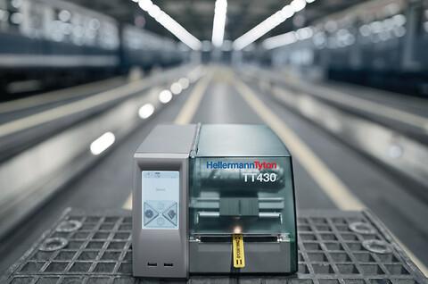 TT430 - Labelprinter