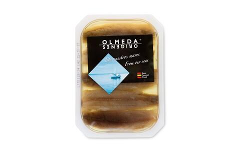 Spanske røgede sardiner i olivenolie