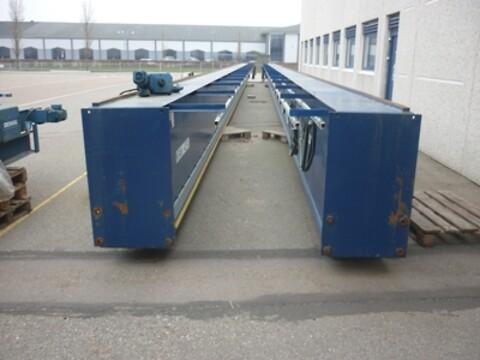 Brugt traverskran 5/5.7 ton Demag x 30.531MM sælges