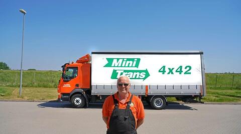 Fleksible transportløsninger til erhvervslivet