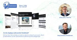 Wonderware Wednesday Webinar