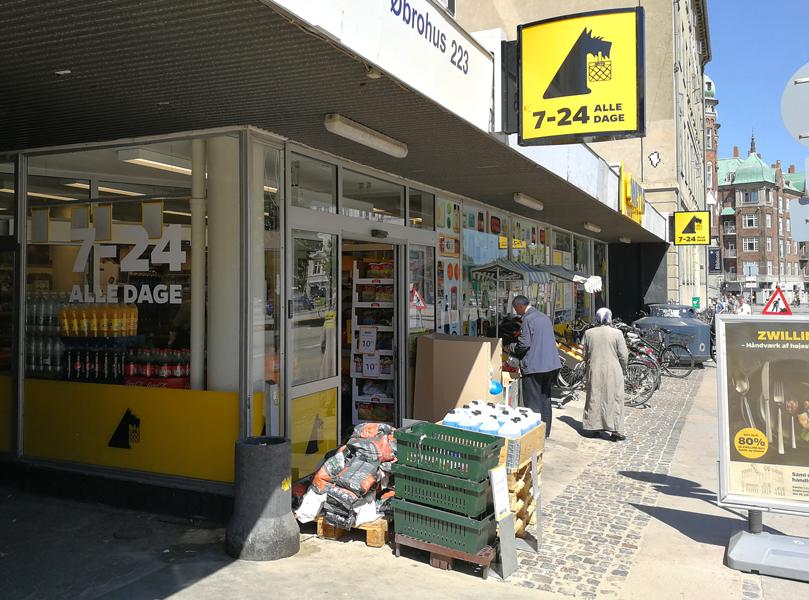 fce0fd4d4e38 Ekstra Bladet fandt igen mindst 250 for gamle fødevarer i en Netto i  København. Netto-butikken på billedet er ikke indblandet i sagen.