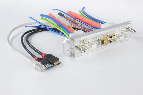 ODU - kompetencer i konnektorteknologi og produktion - Elektriske stik, konnektorer, forbindelser, kabelkonfektionering, overstøbning, multistik, kontakter