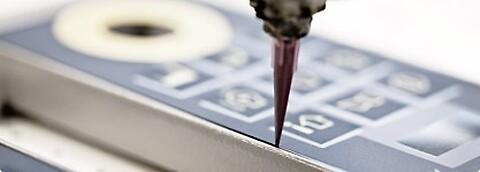 Automatiseret silikonedispensering