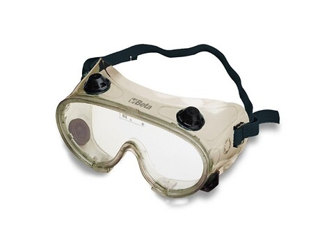 Støvbrille beta