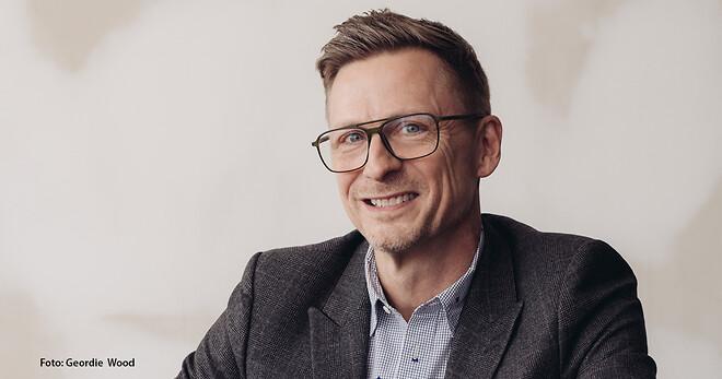Charles Renfro taler på Building Green København