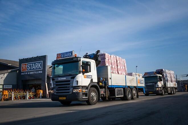 Stark Bygger Stort Logistik Center Ved Aarhus Retailnews