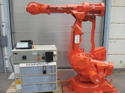 """ABB robot IRB4400 S4C+ 30kg/2.4m M2000 """"FYND"""""""